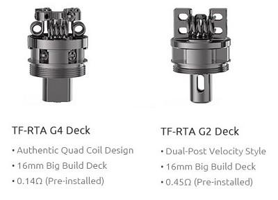 thumbnail - База для Smok TFV4 G2/G4 deck, шт