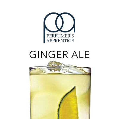 tpa ginger ale flavor imbirnyy el 5 ml. 35681278134385 - TPA 10 ml Ginger Ale