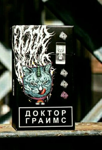 xa3kFFkBynE 341x500 - Doctor Grimes - Unicorn 29 ml 0 mg + бустер (3mg)