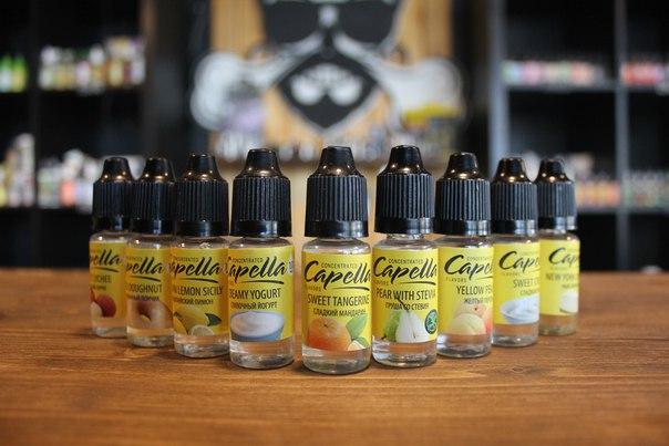 z2gJbyS m00 11 - Capella Sweet Cream 10 ml