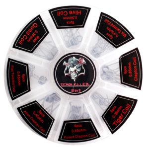 18 1 300x300 - Набор спиралей Demon Killer  8 в 1 (48шт)