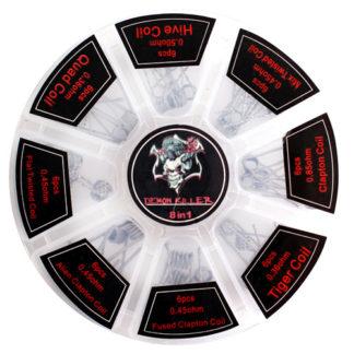 18 1 324x324 - Набор спиралей Demon Killer  8 в 1 (48шт)
