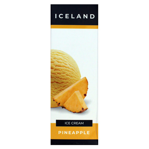 1 500x500 - ICELAND Pineapple 120 ml 3 mg