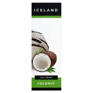 2 300x300 - ICELAND Coconut 120 ml 3 mg