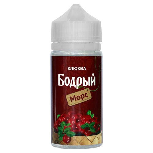 26 1 500x500 - Морс Бодрый Клюква 100 ml 3 mg