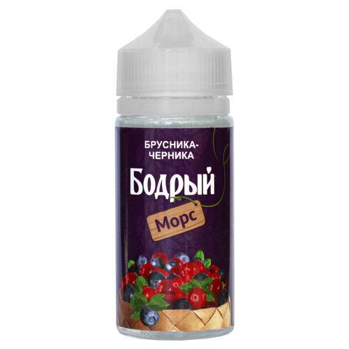 28 500x500 - Морс Бодрый Брусника-черника 100 ml 3 mg