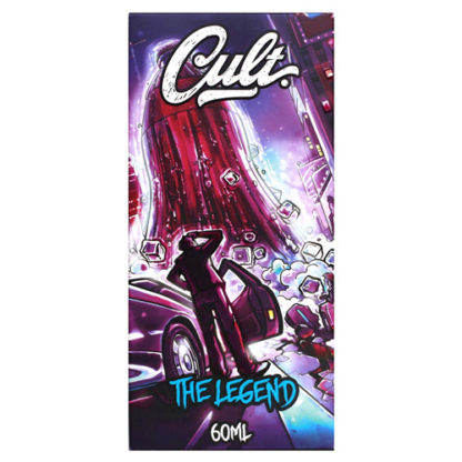 3 1 416x416 - CULT the legend 60 ml 3 mg