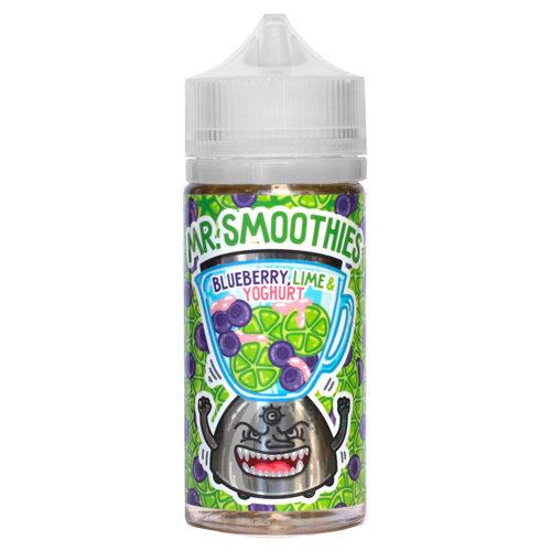 35 500x500 - Mr Smoothies Blueberry+Lime+Yoghurt 100 ml 3 mg