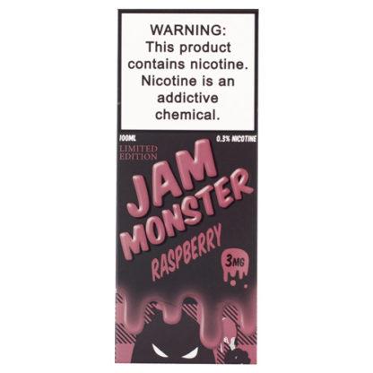 6 4 416x416 - Jam Monster Raspberry 100 ml 3 mg