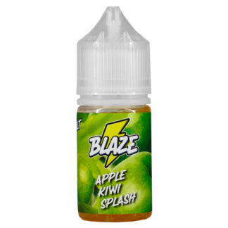 12 1 324x324 - Salt Blaze Apple Kiwi Splash  30 ml 25 mg