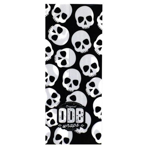 96 500x500 - Термоусадка для 18650 ODB Wraps skulls