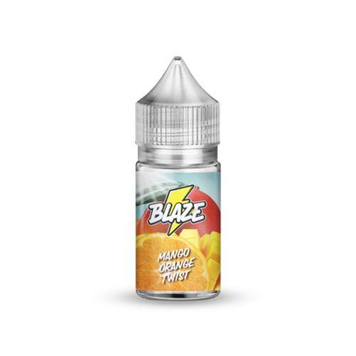 bs mot 500x500 - Salt Blaze Mango Orange Twist 30 ml 25 mg
