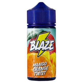 11 324x324 - Blaze V.2 Mango Orange Twist 100 ml 3mg
