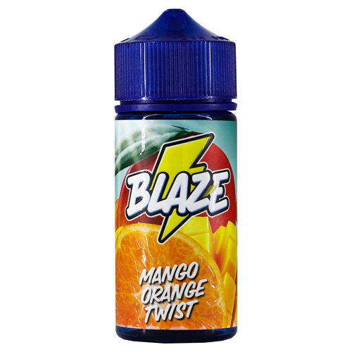 11 500x500 - Blaze V.2 Mango Orange Twist 100 ml 3mg