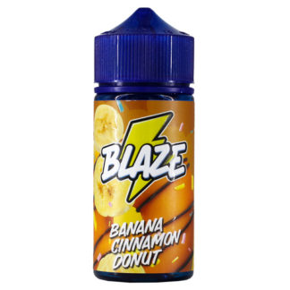 12 324x324 - Blaze Banana Cinnamon Donut 100 ml 3mg