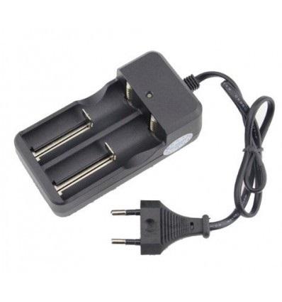 555 - Зарядное устройство универсальное  на 2 слота