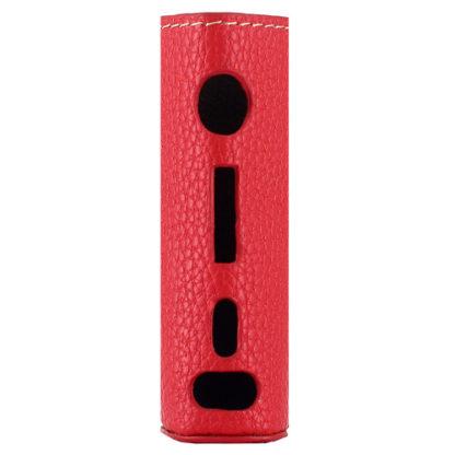 2 2 416x416 - Кожаный чехол для TOPBOX/Subox красный