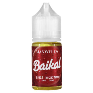 9 324x324 - Maxwells Baikal Salt 30 ml 12 mg