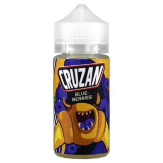 10 1 324x324 - CRUZAN BLUEBERRIES 100 ml 0 mg (+никобустер)