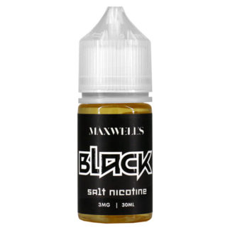 14 324x324 - Maxwells BLACK 30 ml 3 mg