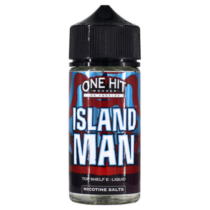 4 416x416 - ONE HIT WONDER NEW Island Man 100 ml 3 mg