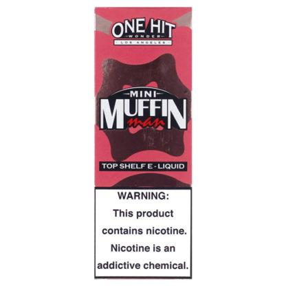 7 1 416x416 - ONE HIT WONDER NEW Muffin Man Mini 100 ml 3 mg