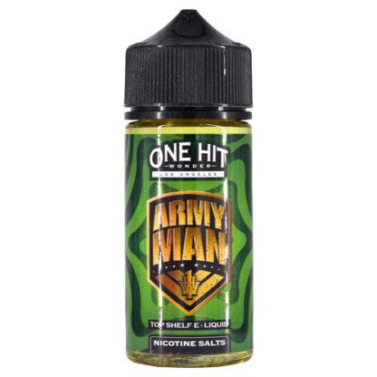 8 1 416x416 - ONE HIT WONDER NEW Army Man 100 ml 3 mg