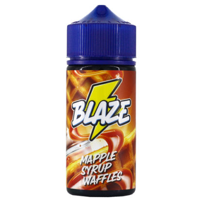 39 416x416 - Blaze Mapple Syrup Waffles 100 ml 3mg
