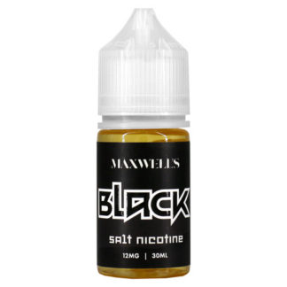 1 324x324 - Maxwells Black Salt 30 ml 20 mg