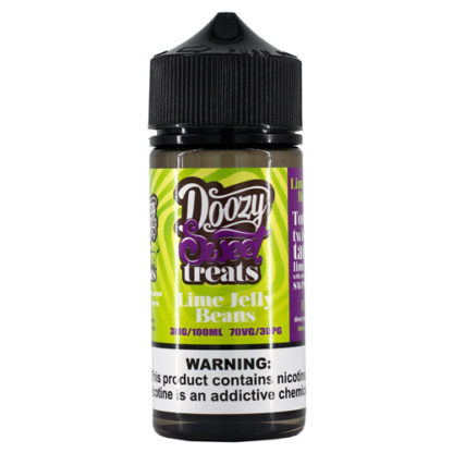 26 416x416 - Doozy Sweet Treats Lime Jelly Beans 3mg 100ml