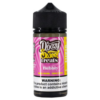 28 324x324 - Doozy Sweet Treats Bubbly 3mg 100ml