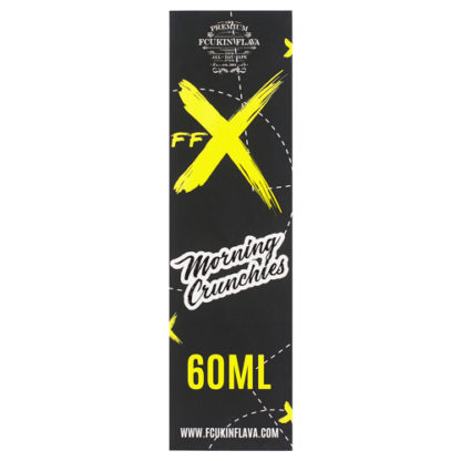 1 416x416 - FFX Morning crunchies 60ml 0mg (+никобустер)