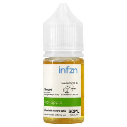 100 416x416 - INFZ Salt Cool Apple 30ml 36mg