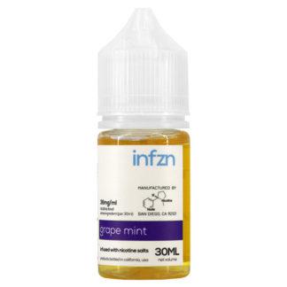 101 324x324 - INFZ Salt Grape Mint 30ml 36mg