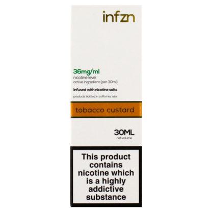 30 1 416x416 - INFZ Salt Tobacco Custard 30ml 36mg