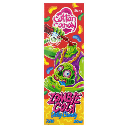 33 1 416x416 - ZOMBIE COLA salt Jelly Candy 120ml 3mg