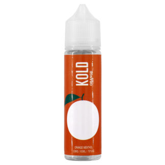 58 324x324 - Kold Orange Menthol 60ml 3mg