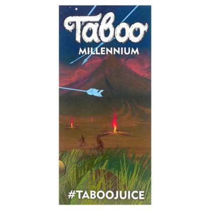 1 1 416x416 - TABOO Millennium 60 ml 3 mg