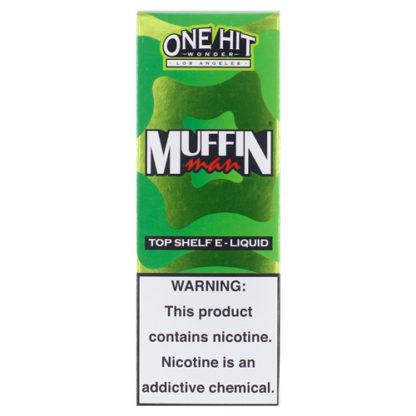 4 416x416 - ONE HIT WONDER NEW Muffin Man 100 ml 3 mg
