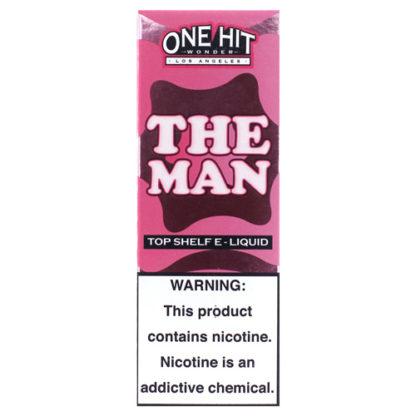 7 416x416 - ONE HIT WONDER NEW The Man 100 ml 3 mg
