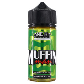 8 324x324 - ONE HIT WONDER NEW Muffin Man 100 ml 3 mg