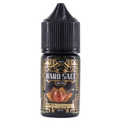 25 416x416 - HARD Salt French Tobacco 30ml 20mg