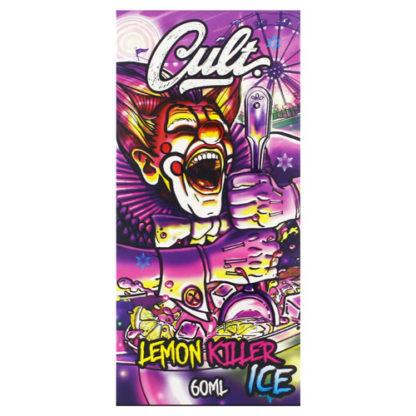 6 416x416 - CULT lemon killer Ice 60 ml 3 mg