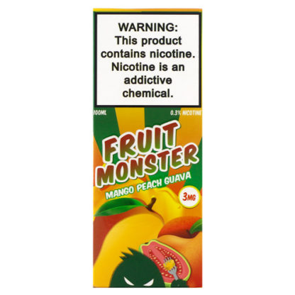 8 416x416 - Fruit Monster Mango Peach Guava 100ml 3mg