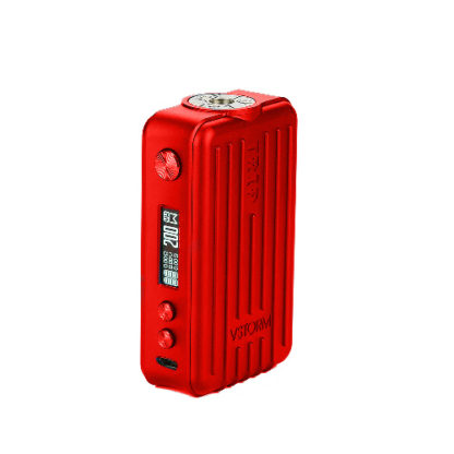 12 2 416x416 - Vapor Storm Trip 200W Suitcase TC Kit красный