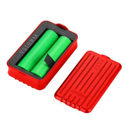 17 1 416x416 - Vapor Storm Trip 200W Suitcase TC Kit красный