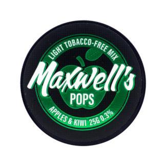 34 324x324 - Maxwells Pops 25g 0.3% бестабачная смесь для кальянов