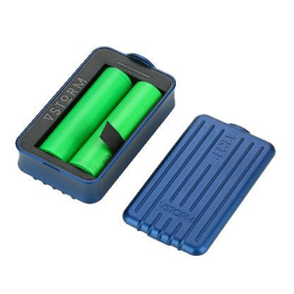 8 6 416x416 - Vapor Storm Trip 200W Suitcase TC Kit синий